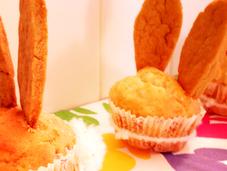 Muffin coniglietto allo jogurt