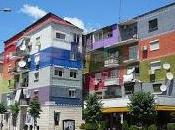 Tirana, città scoprire.