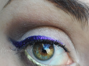 Make look: Simply Gold Violet