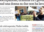 pensiero attuale: contraddizioni Corriere della Sera